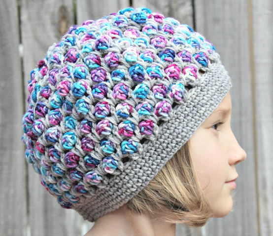 The Sterling Unicorn Hat Crochet Pattern