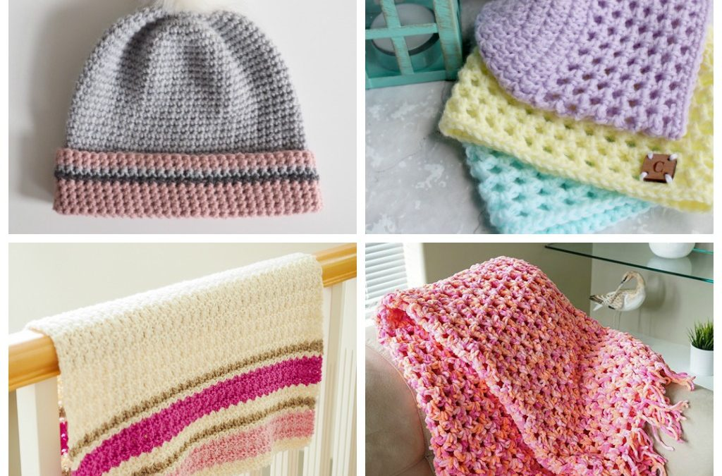 12 Days of Crochet Gift Giving – Holiday Gifts for Kids