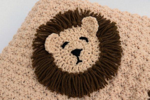 Lion Blanket