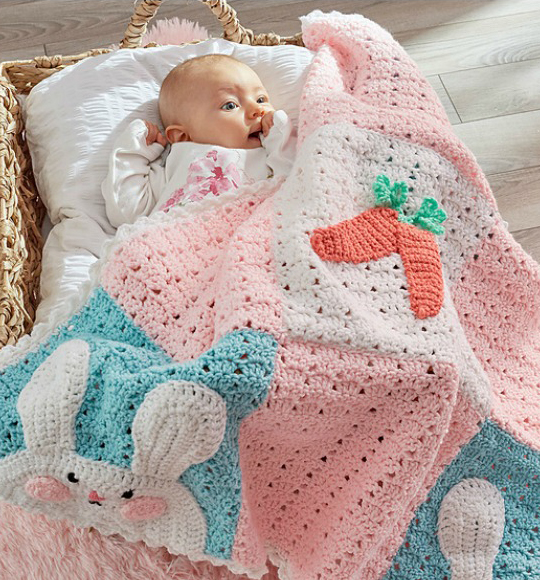 Luv My Bunny Blanket