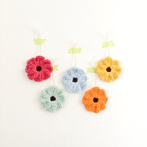 Zoe Crochet Flower Pattern